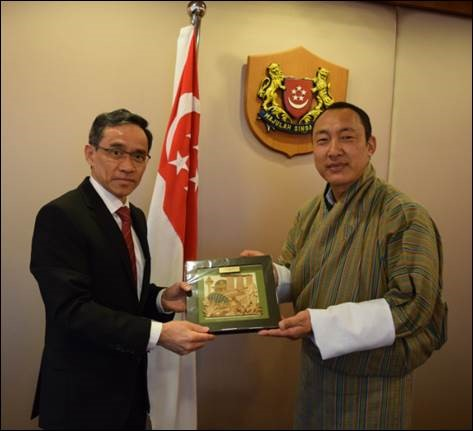 Visit by Public Accounts Committee of Bhutan