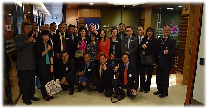 Study Visit by Indonesian Agency of State Administration